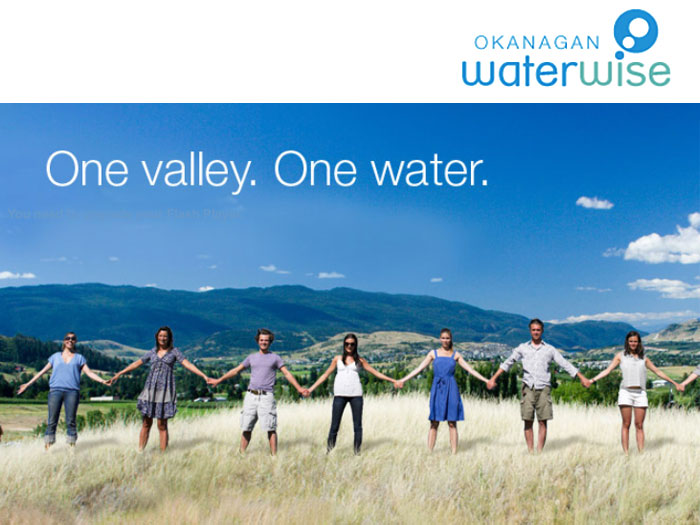 Okanagan Waterwise is a website of interest for water reduction in the Okanagan valley