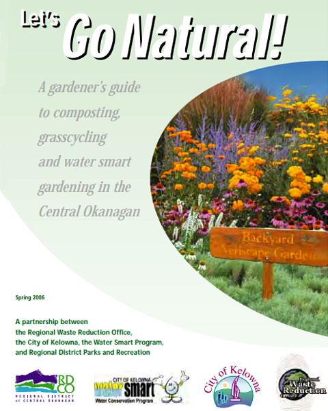 Link to Let's Go Natural PDF