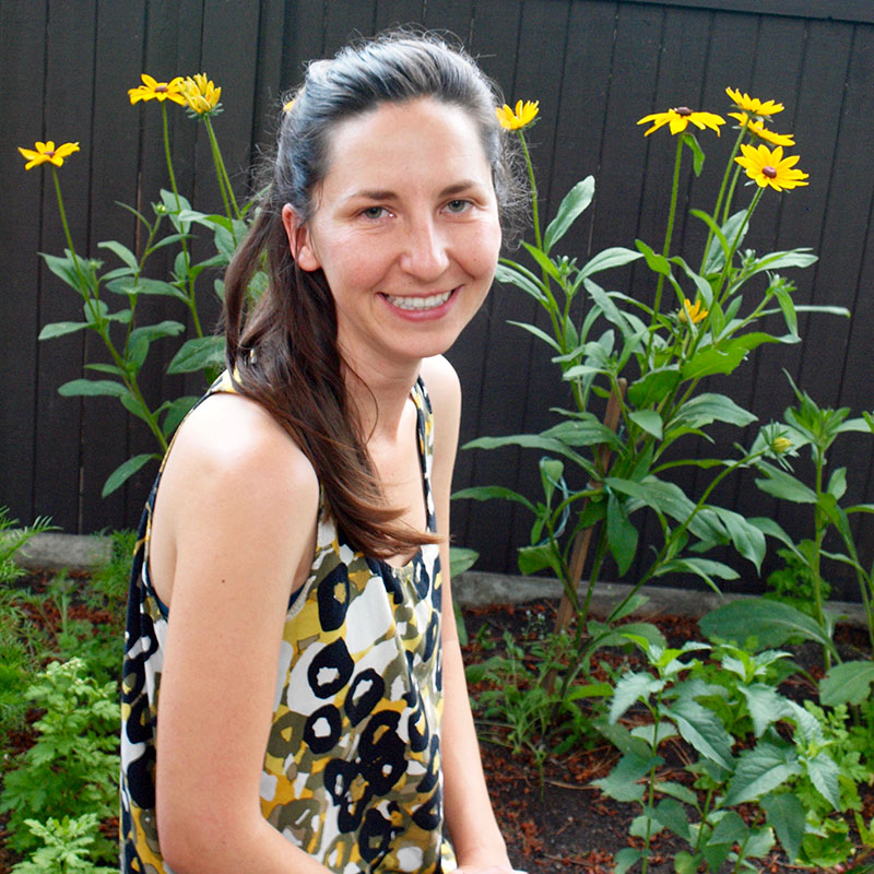Stephanie Aitken- Board Member of the Okanagan Xeriscape Association